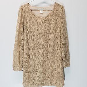 One Clothing Midi Dress Size M